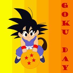 Goku Day by MartAnimE