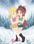 Cold Embrace by MartAnimE
