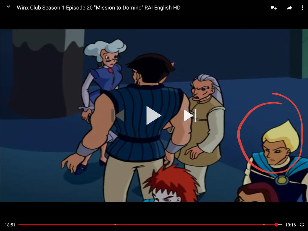 Am I the only one who noticed this? by Psychicmelodies