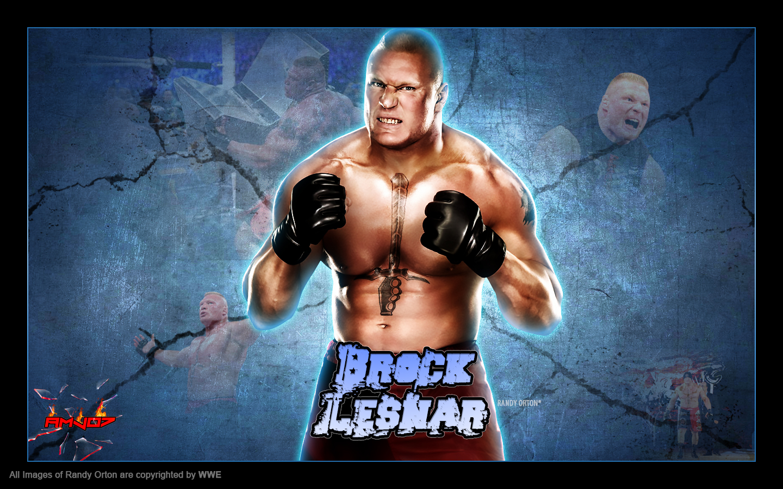 Brock Lesnar 2013 Wallpaper By AMJ07