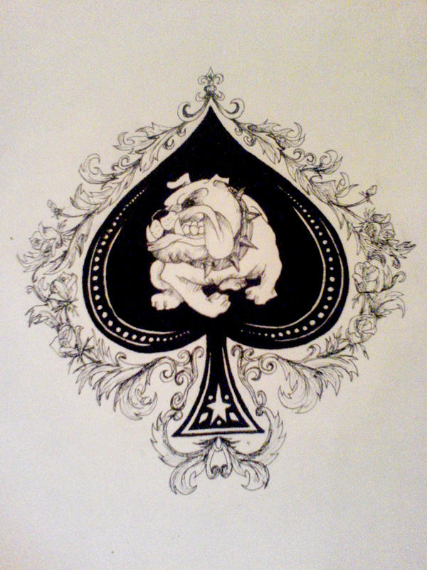 Ace Of Spades Art
