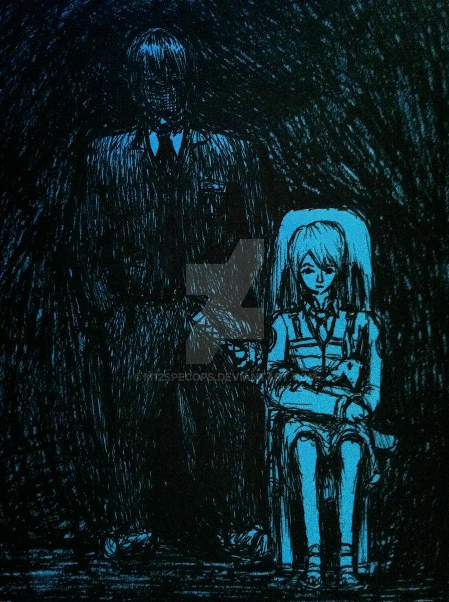 Midnight's Deep Blue by m12specops