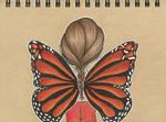 Day 2: Orange Wings