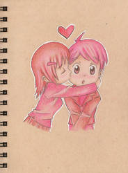 Day 7: Pink Kiss