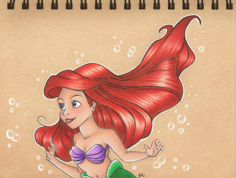 Princess of Atlantica