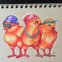 Chicken Thuggets