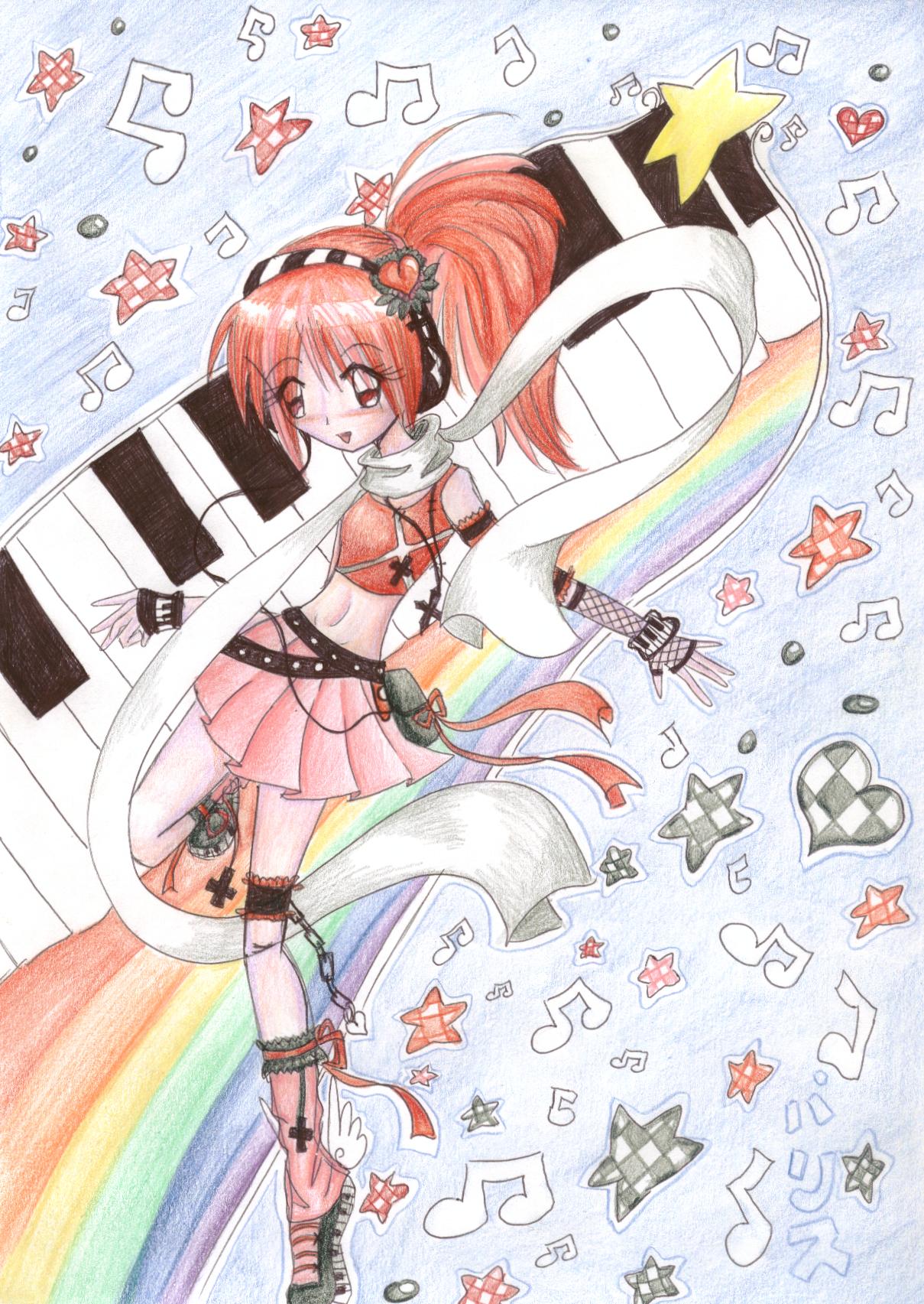 : Musical : by SakurazWings