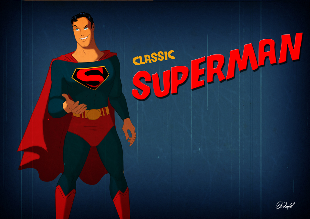 Superman Screensaver by DESPOP