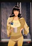 Margot style Lois Lane