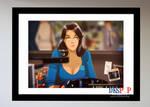 Lois Lane At Desk