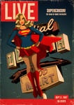 LIVE SUPERGIRL COVER