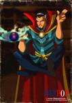 Doctor Strange Des Taylor