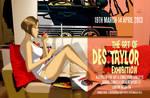ART OF DES TAYLOR EXHIBITION promo