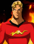 Flash Gordon by Des Taylor