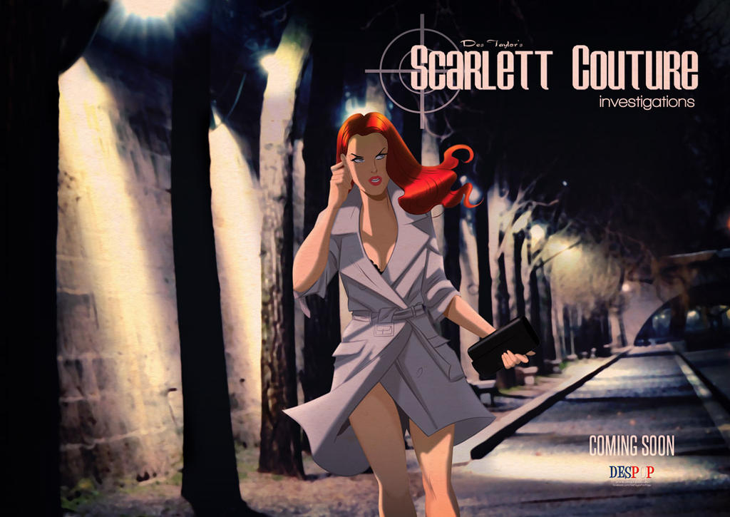 Scarlett Couture - Paris by DESPOP