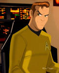 Kirk by Des Taylor
