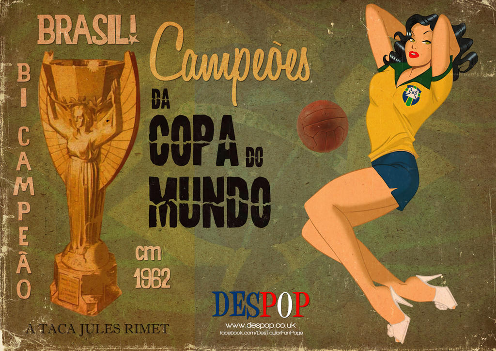 Vesha brasil Wallsaver by DESPOP
