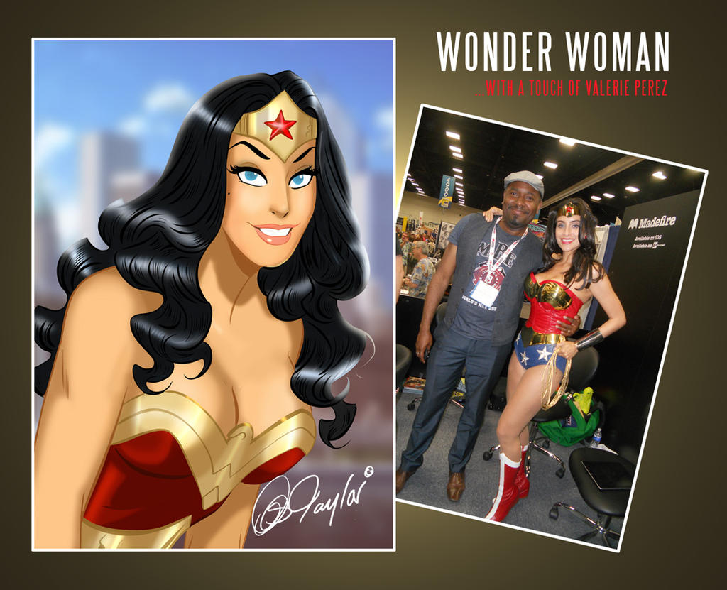 Valerie Perez Wonder Woman Valerie Perez Wonder Woman
