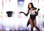 Zatanna the Super Showgirl