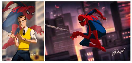Peter Parker- Dikto style