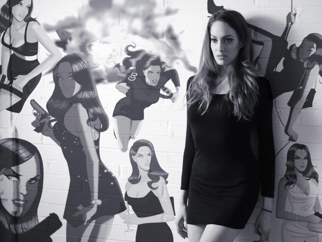 Scarlett Couture Model Viktoria Dobos by DESPOP