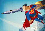 Catch Me If You Can, Superman! By Des Taylor