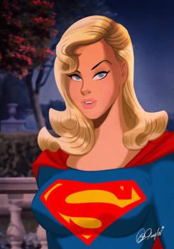 Classic Look Supergirl