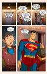 Lois and Clark page 4 by Des Taylor