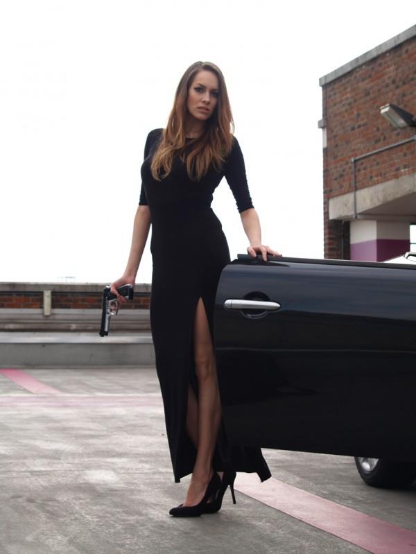 Scarlett Couture Cover Model Viktoria Dobos by DESPOP