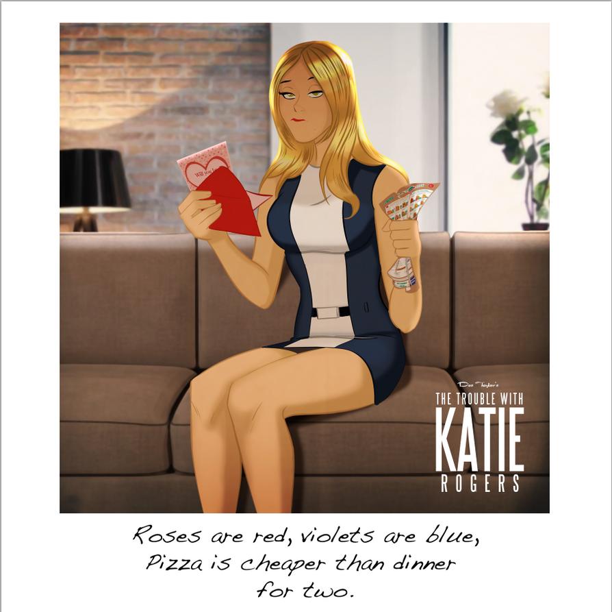 Katie Rogers cheap-ass Boyfriend! by DESPOP