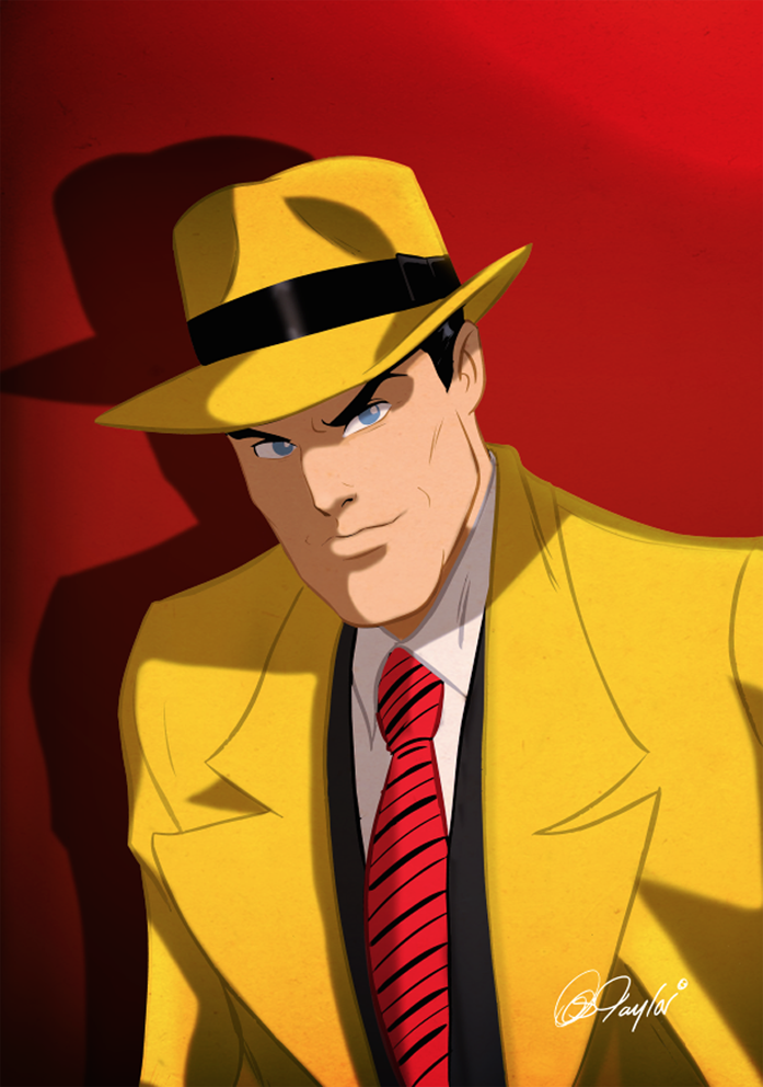 Dick Tracy Art 111