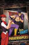 Des Taylor's DC-Bombshells-Batman Superman 23