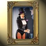 Zatanna Showgirl
