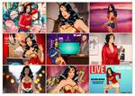 Wonder Woman - The Fabulous by Des Taylor