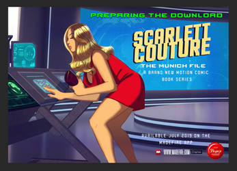 Scarlett Couture Promo by DESPOP