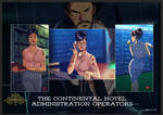John Wick Admin Girls By Des Taylor