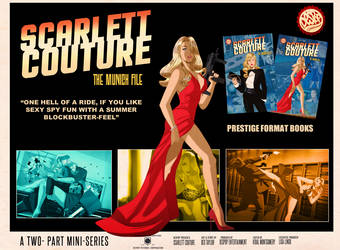 Scarlett Couture launches on ZOOP