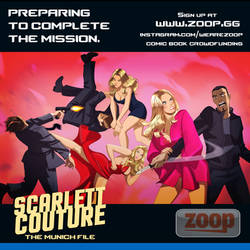 Zoop Launches  Scarlett Couture