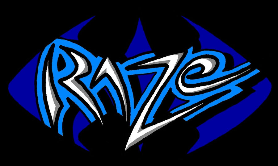 Raze Logo By JeffShoemake