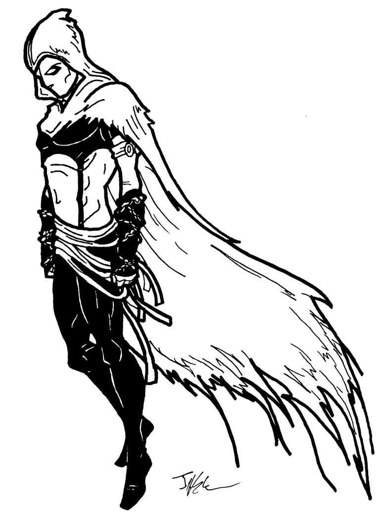 Wraith by JeffShoemake