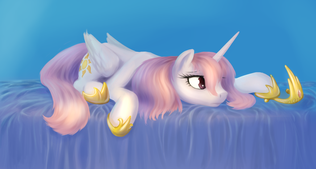 The Sun Is Tired by Sokolas