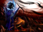 Fiery World by Sokolas