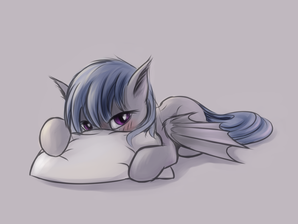 Pillow Bat by Sokolas