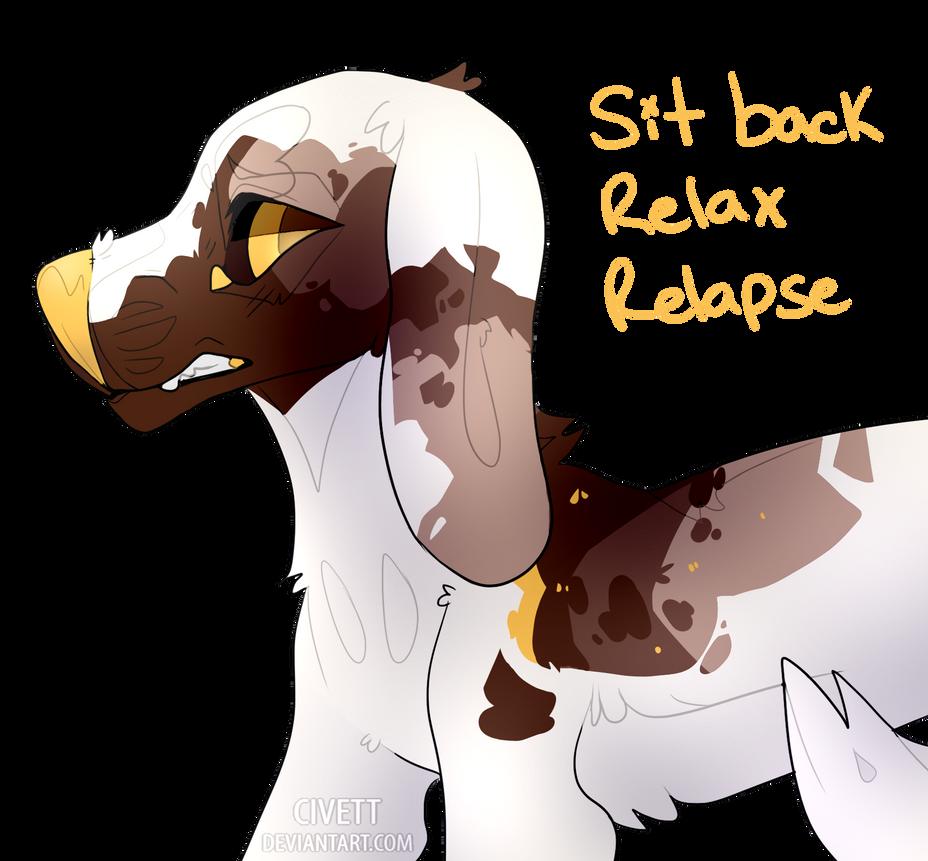 sit-back relax relapse by civett on deviantart