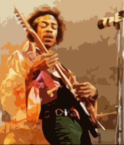 Hendrix by mdb123