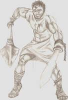 Gladiator by Cirker
