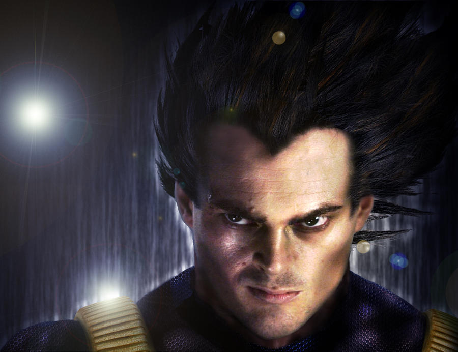 dbz real life characters - photo #15