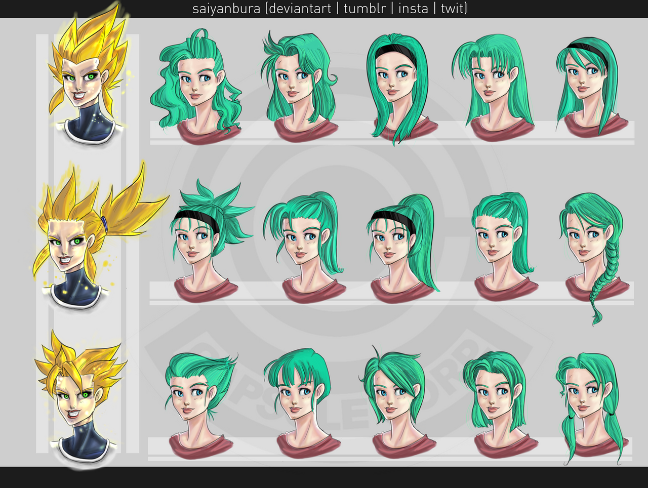 Character Design Brief : Character design bra briefs dbz by saiyanbura on deviantart