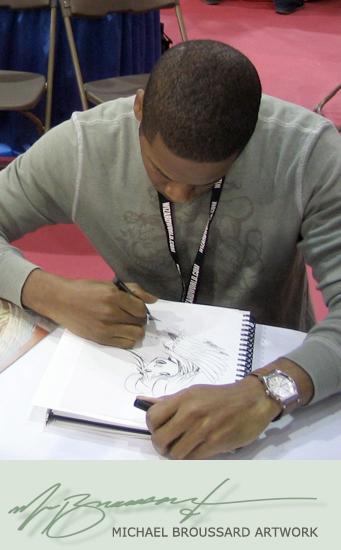 MichaelBroussard's Profile Picture