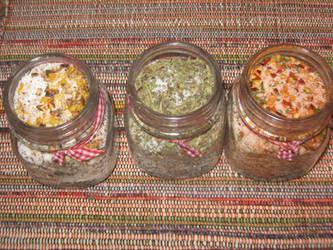 Flavored Salts - A Closer Look